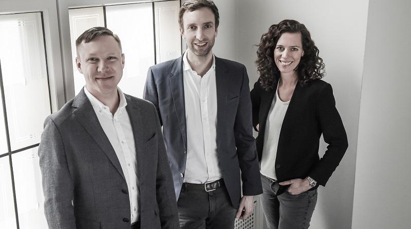 Miriam Wohlfahrt, Jesper Wahrendorf, Urs Bader, RatePay