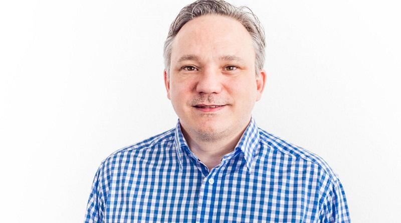 Claudius Weinberger, Mitgründer und CEO von ArangoDB.