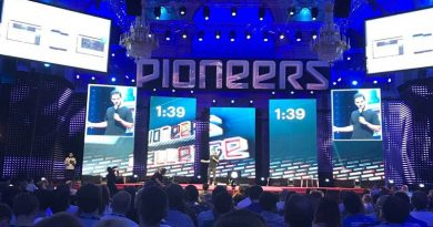 Appinio ist Top Business Startup beim Pioneers Festival