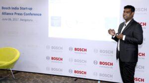 Bosch Indien Start-ups