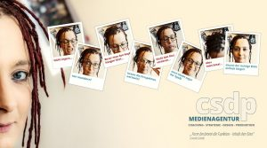 csdp Medienagentur: coaching – strategie – design – produktion