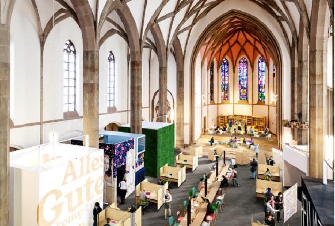 digitalHUB Aachen entwickeln DIGITAL CHURCH