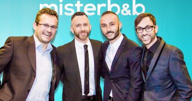 Project A investiert in das Startup misterb&b