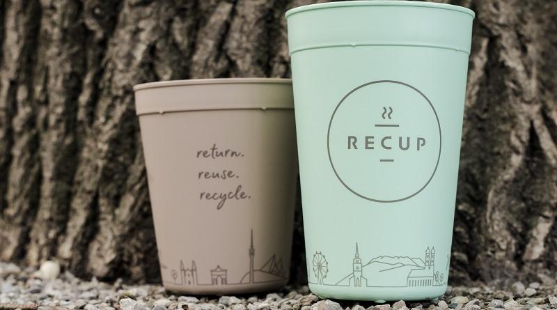RECUP ist ein Mehrweg-Pfandbecher für Coffee-to-go