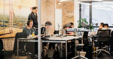 ERGO Start-up Campus Factory Berlin