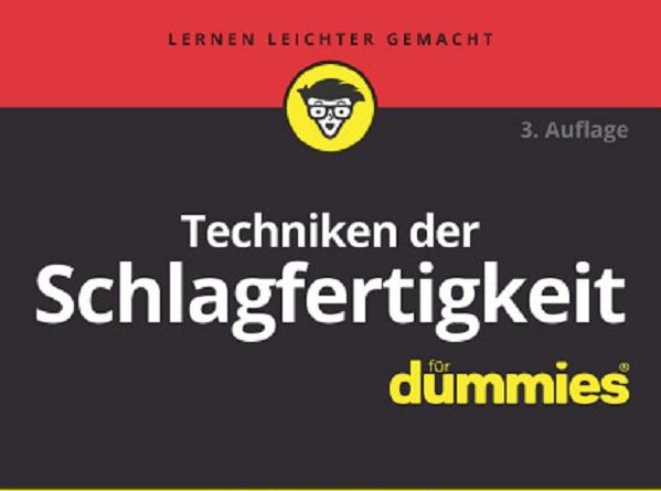 GERO TEUFERT: Techniken der Schlagfertigkeit für Dummies