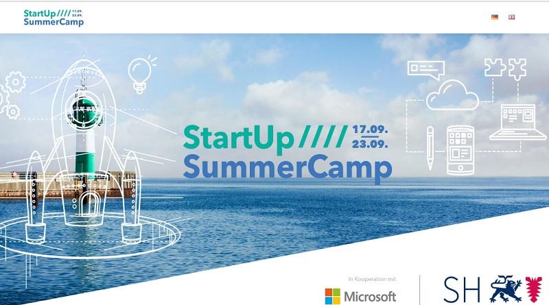 StartUp SummerCamp