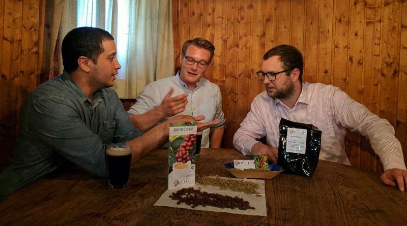 Ethiopian Wild Coffee Kaffee Regenwald