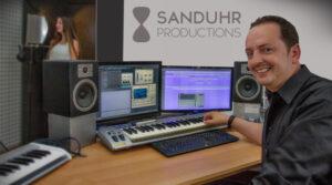 Sanduhr Productions Musik Marke Werbebotschaften