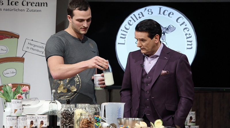 Luicella's Ice Cream Die Höhle der Löwen Eis