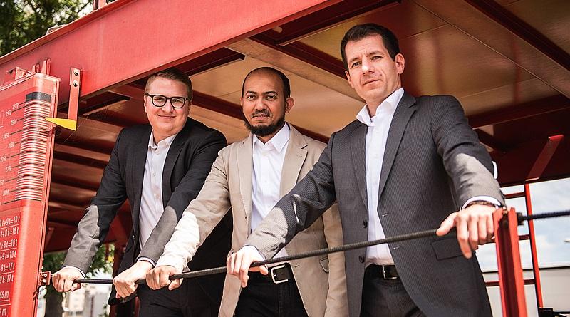 Gips-Schüle-Stiftung investiert in Technologie-Startup Meshparts