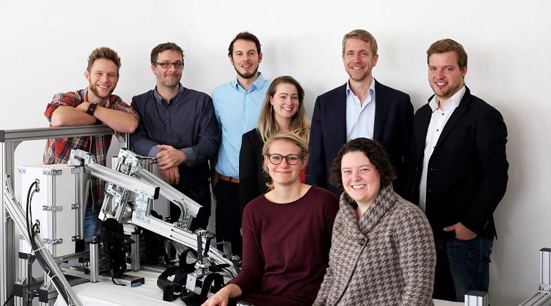 Reactive Robotics Frühmobilisierungstherapie
