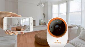 Smartfrog IoT Heimsicherheit Heimüberwachung