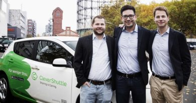 CleverShuttle On-Demand-RideSharing