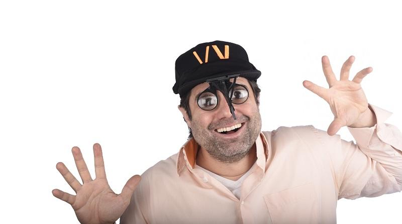 Virtual Vizor VR Headset