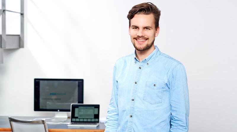 Jakob Bodensteiner keysurance herCAREER Mitgründerin