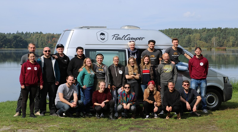 Start-up Mythen paulcamper