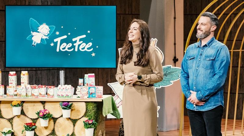 TeeFee Stevia zuckerfreie Getränke Lebensmittel