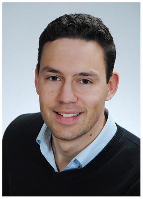 Tobias Nentwig Gründer vonPKUP sucht auf der herCAREER