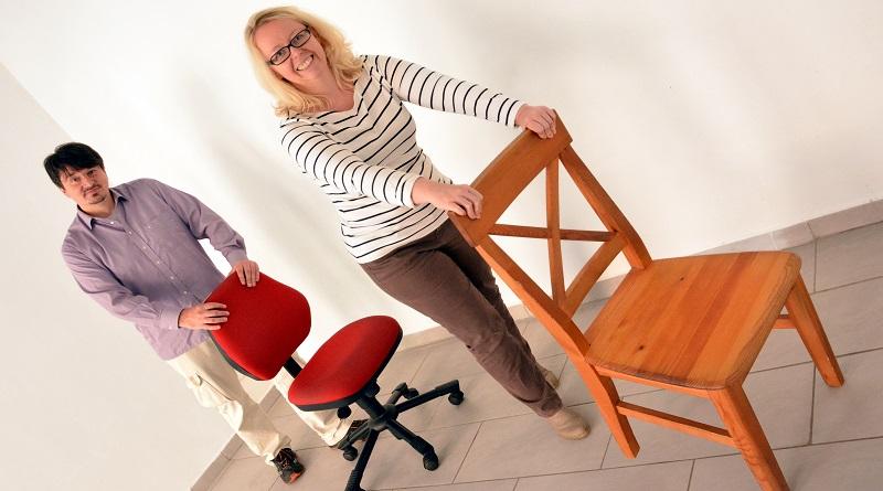 Weitergeben Ist Eine Plattform Für Möbelspenden