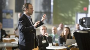 Präsentation Storytelling Start-Up Investoren