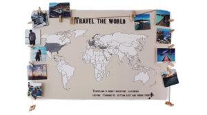 meine-weltkarte.de Weltkarte zum ausmalen