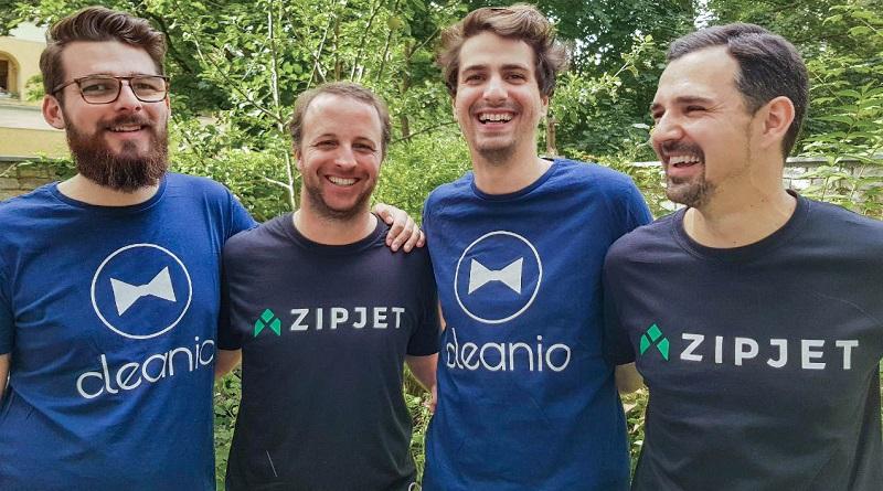 Zipjet übernimmt Cleanio