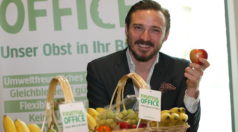 Fruitful Office Obst Büro