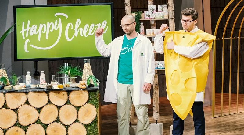 Happy Cheeze vegane Käse-Alternativen Cashewkernen