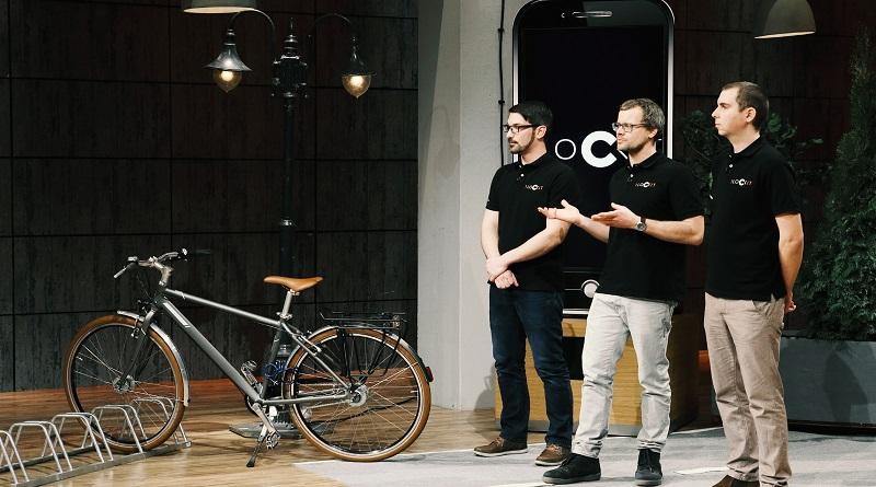 I LOCK IT das intelligente Fahrradschloss fürs Fahrrad