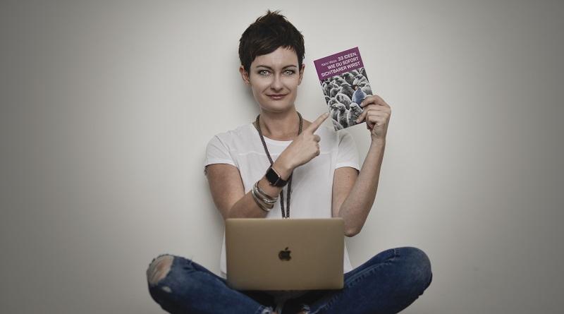Karin Wess 33 Ideen, wie du sofort sichtbarer wirst