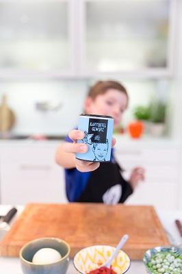Just Spices launcht mit Kids Box Gewürzmischungen