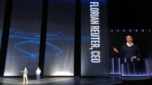 Intel CEO Brian Krzanich erster Passagier des Volocopters