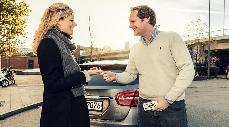Turo Peer-to-Peer-Carsharing