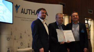 AUTHADA erhält Zertifizierung durch das BSI
