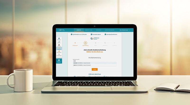bonify und solarisBank starten den ersten digitalen FinFitness-Kredit