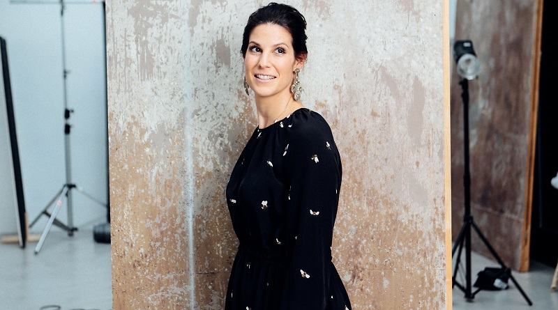 Isabel Zinnagl Alma Babycare Gründerin in 2 Miunten 2 Millionen