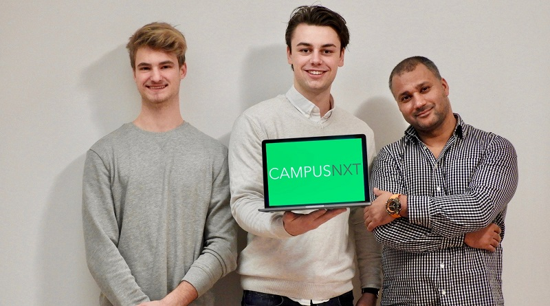 CampusNXT Plattform Studium Studenten