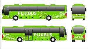 Mobilität Flixbus Flixtrain