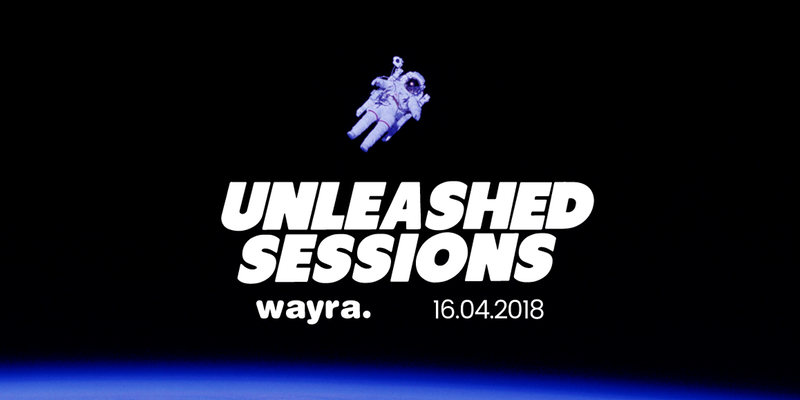 UNLEASHED. THE SESSION