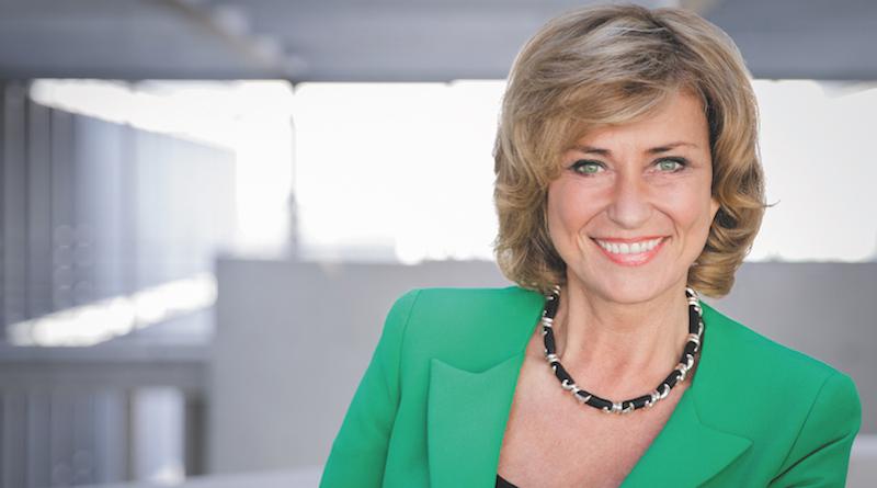 Dagmar Wöhrl, Schirmherrin des StartupSpot Female Founders.