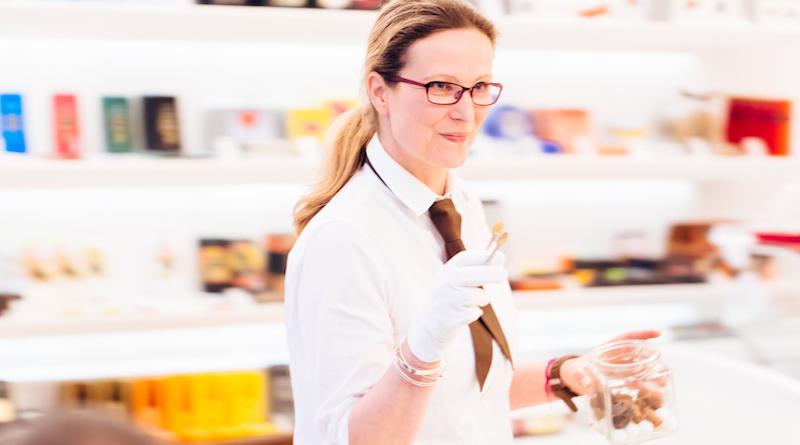 Kerstin Weise Gründerin von FRUCOA- Kakaofrucht-Saft