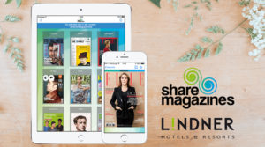 sharemagazines checkt in Lindner Hotels