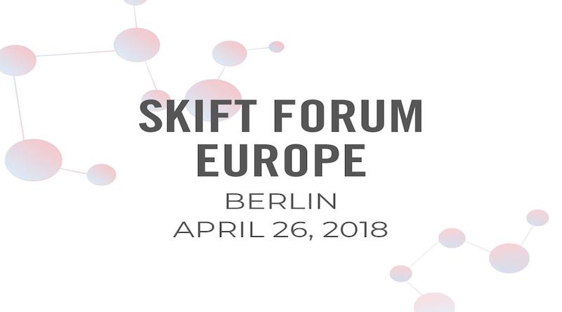 Skift Forum Europe