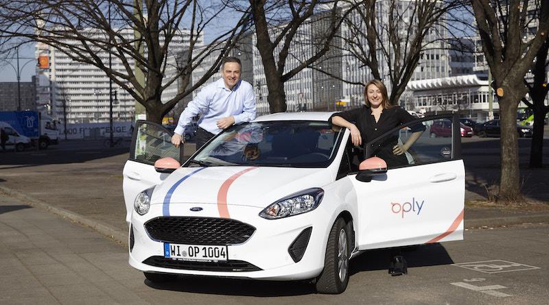 Oply Privatauto, Carsharing Autovermietung Nachbarschaft
