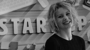 Kim Eisenmann Gründerin und Erfinderin des flipPen