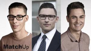 MatchUp smarte Community-Plattform zur Förderung von Sportlerkarrieren