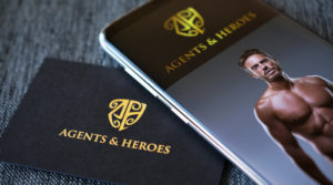 Agents & Heroes Elite-Escort-Agentur Frauen