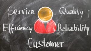 Kundenbetreuung