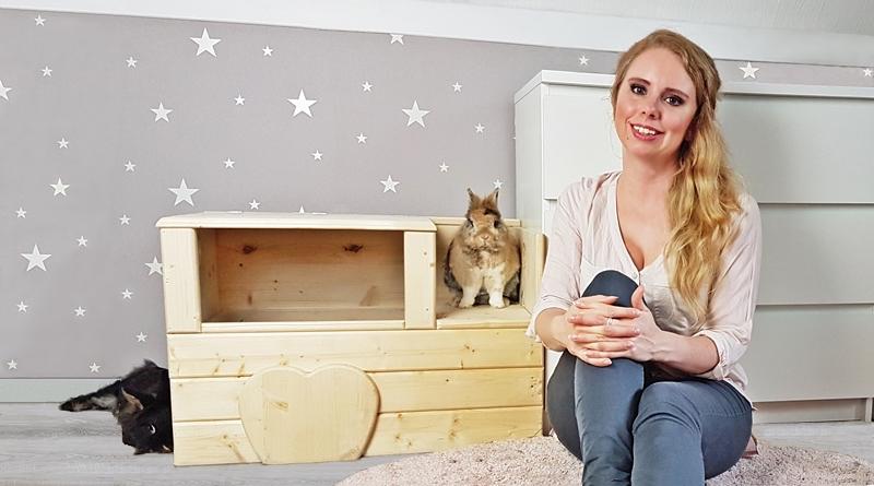 Bunny Love Kaninchen Heimtierbedarf
